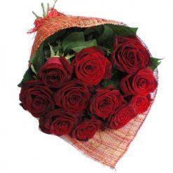 11 красных роз фото товара