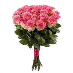 25 роз Джамилия фото букета