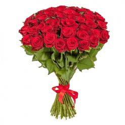 51 красная роза фото товара